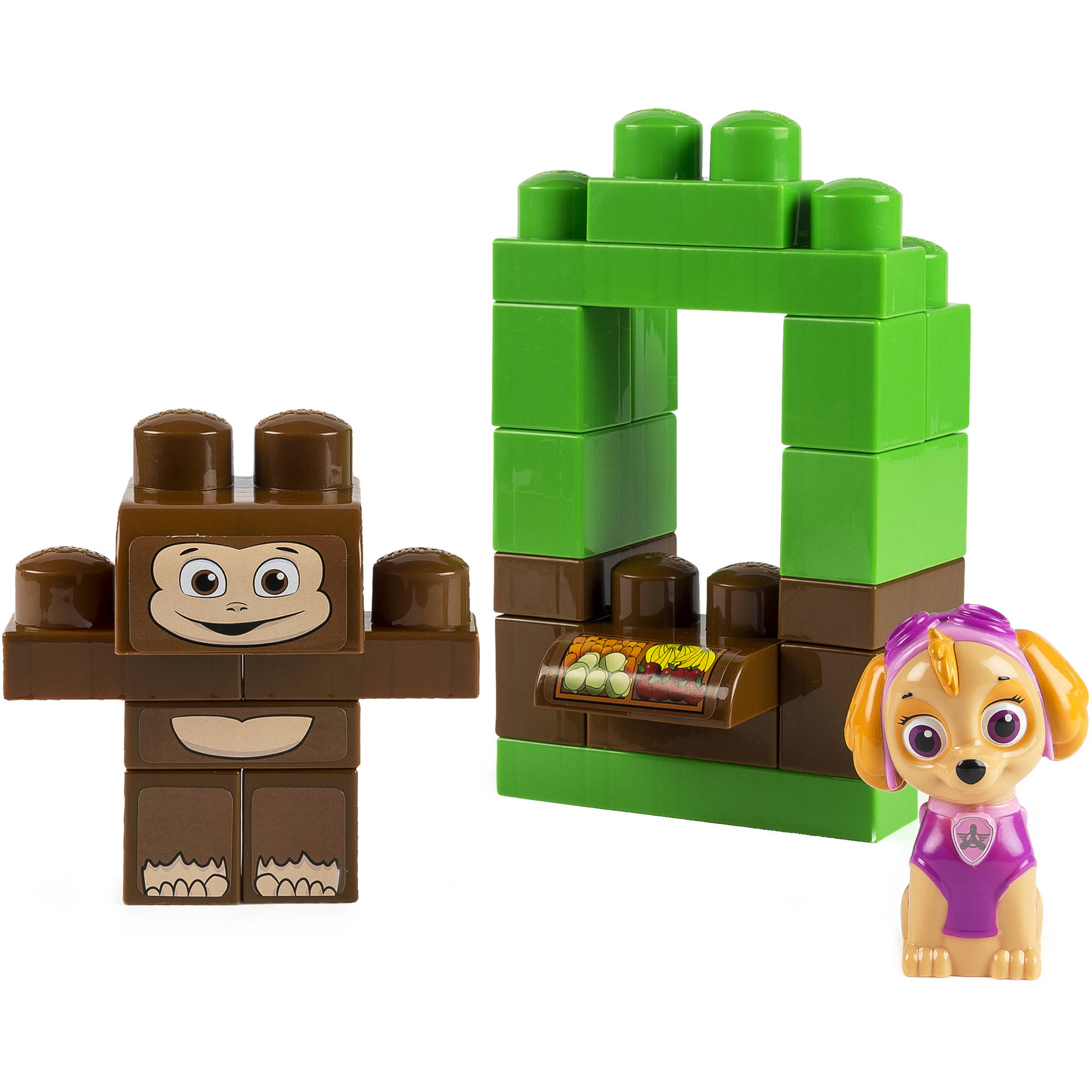 IONIX Jr. Paw Patrol Monkey Trouble Skye Playset
