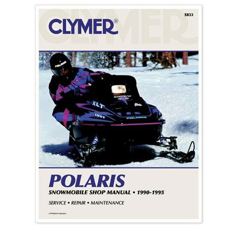Clymer Service Manual   Polaris  90 95