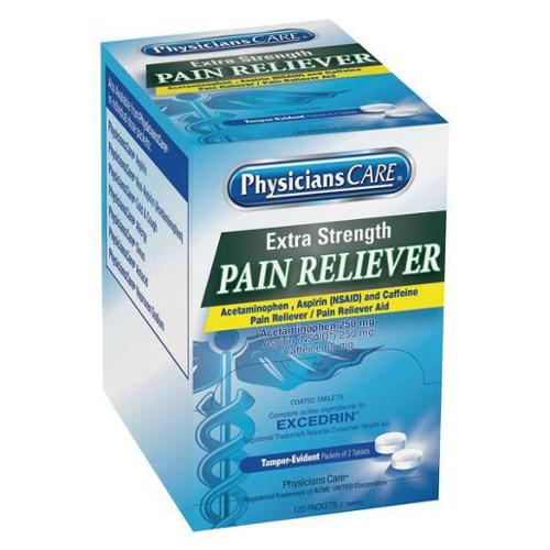 Pain Reliever, Physicianscare, 90317G