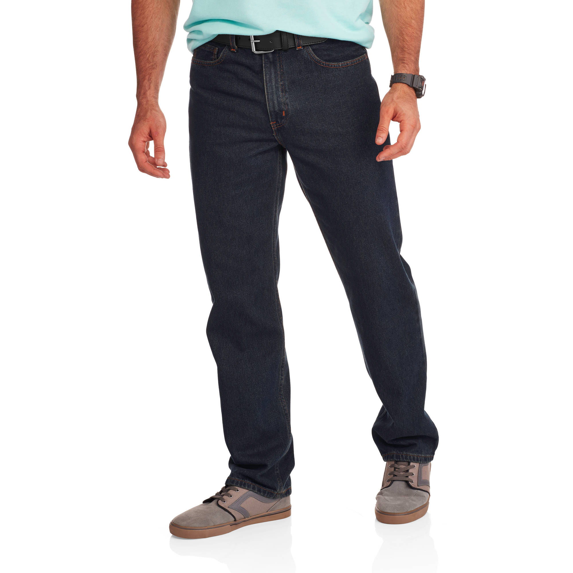 Faded Glory - Big Men's Relaxed Fit Jeans
