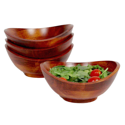 Woodard & Charles Boracay Individual Salad Bowl (Set of 4)