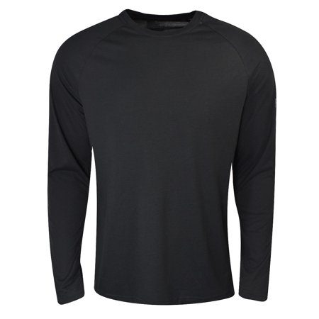 reebok supremium long sleeve baseball t-shirt