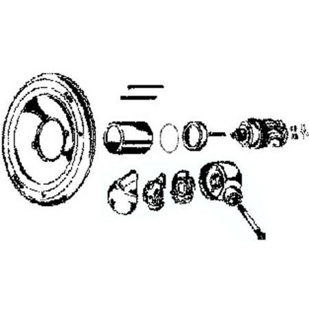 Delta Rp29406pb Tub Shower Conversion Kit