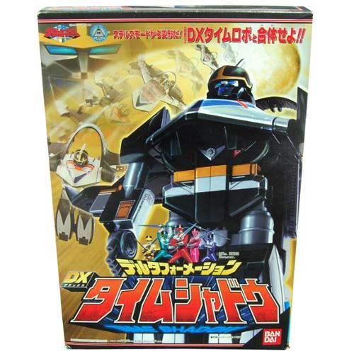 Bandai Power Rangers Time Force Time Shadow Megazord Figure