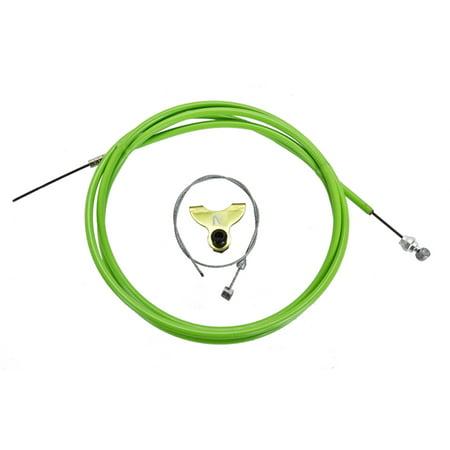 Evoke C4 Cable Kit Cable Brake Evoke Kit Bmx C4 Gn