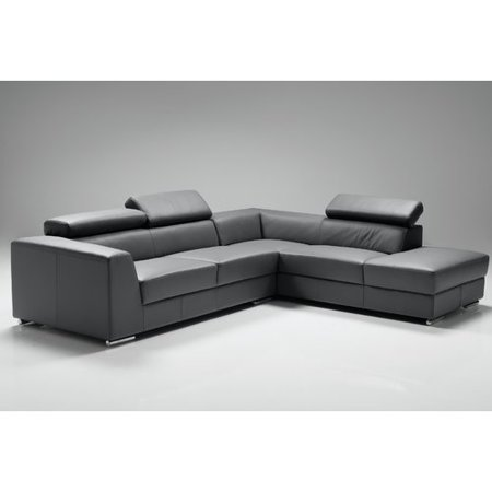 Orren Ellis Cesca Right Side Facing Chaise Stationary Sectional