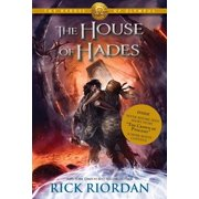 The House of Hades (Heroes of Olympus, The, Book Four) (Paperback)