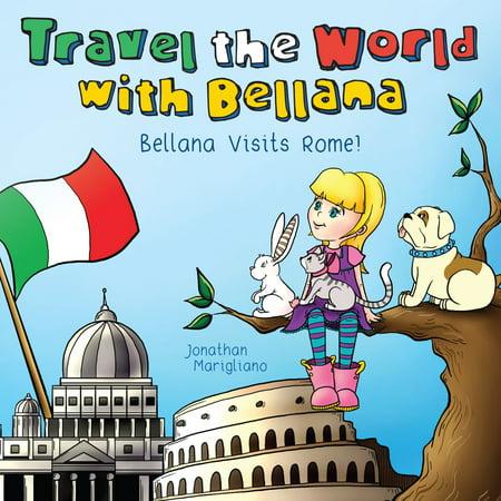 Bellana Visits Rome! - eBook