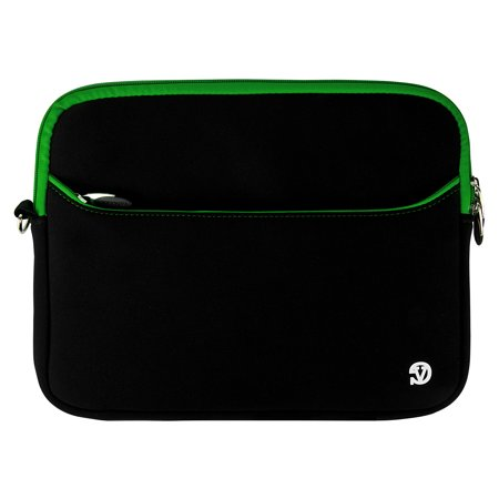 VANGODDY Neoprene Slim Compact Tablet Sleeve Cover Protector fits up to 9, 9.5 10, 10.1, 10.2 inch [Assorted Colors] [Apple, Acer, Asus, HP Samsung, Toshiba, etc] ()