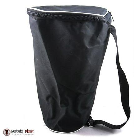- Large 17'' Darbuka Doumbek Simple Fabric Gig-bag