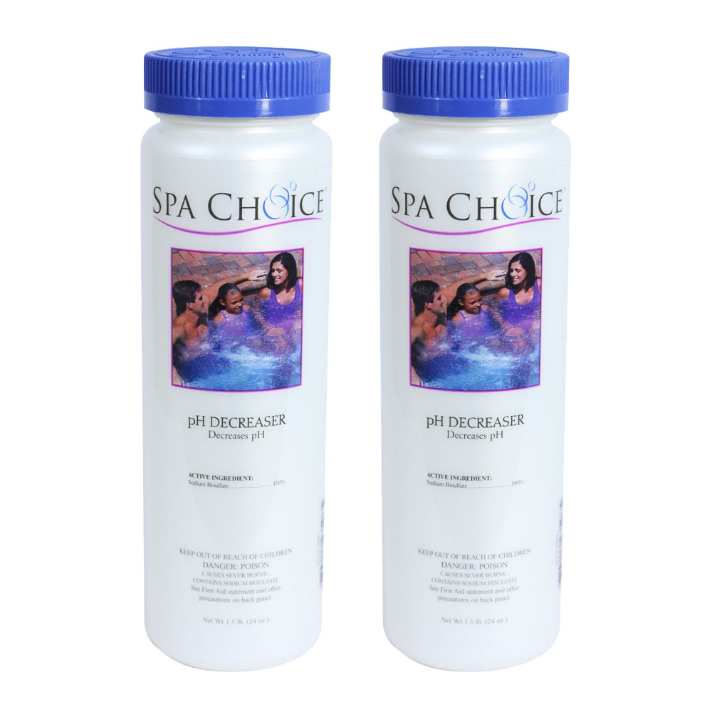 Spa Choice 1.5 Lb. Reduce pH for Spas and Hot Tubs by SpaChoice