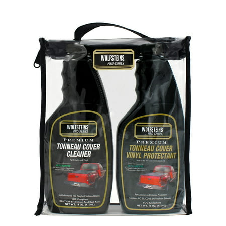 Wolfsteins 1159 Tonneau Cover Care Kit (Tonneau Cover Care)