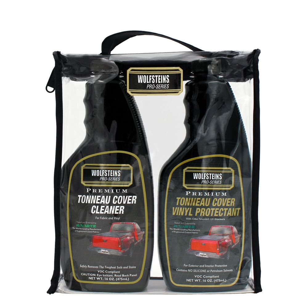 Wolfsteins 1159 Tonneau Cover Care Kit