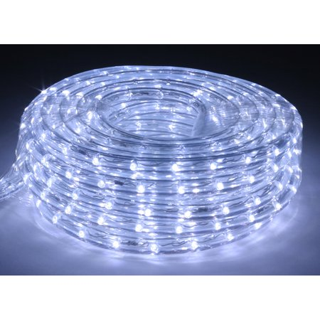 Rope lights led flexbrite 30 ft cool white walmart rope lights led flexbrite 30 ft cool white aloadofball Images