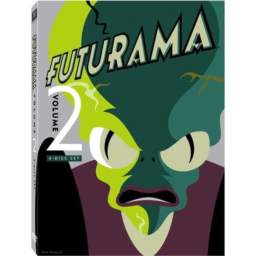 Futurama, Volume 2 (Full Frame)