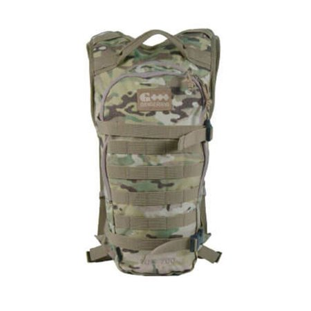 Geigerrig Rig 700 Tactical Hydration System Multi-Cam 70 (Best Chest Rig With Hydrations)