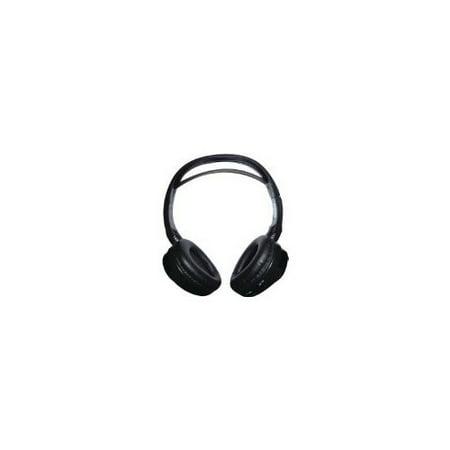 Concept Dual Channel Wireless IR Headphones