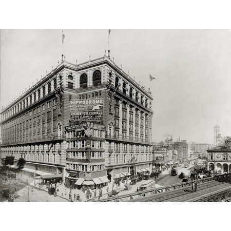 Macy's Department Store, New York, N.Y. Print Wall (Discount Coupon For Macy's In Store)