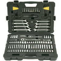 STANLEY STMT71653 ($10 off $50+ Purchase) 145-Piece Mechanics Tool Set, Chrome