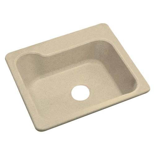 Sterling by Kohler Maxeen® SC2522SBG-U Single Basin Undermount Drop In Kitchen Sink