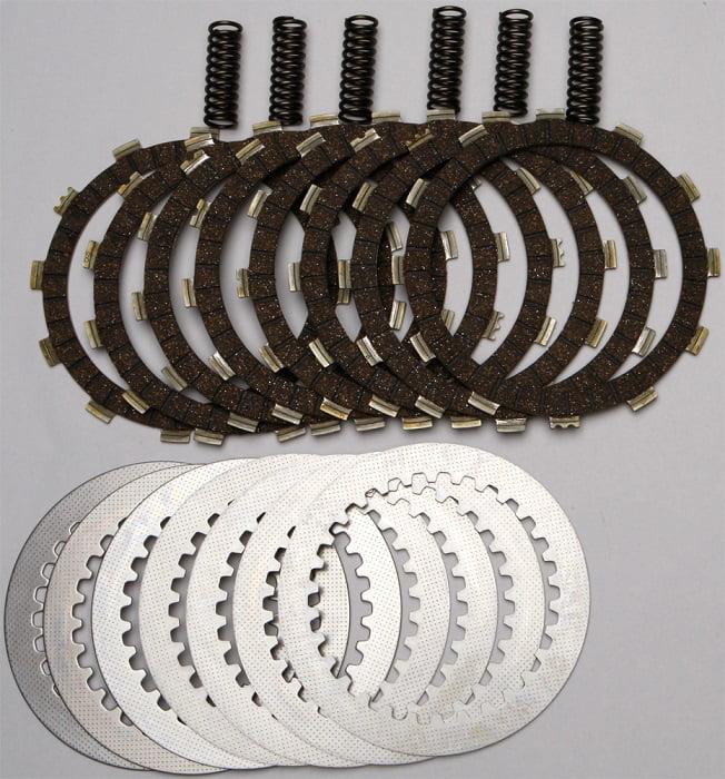 EBC DRC Complete Clutch Kit (Fibers, Steel Plates, Spring...
