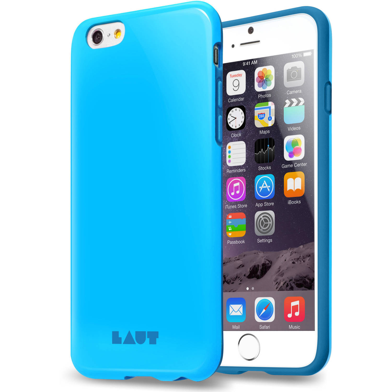 LAUT HUEX Apple iPhone 6 7 6S Plastic Cases