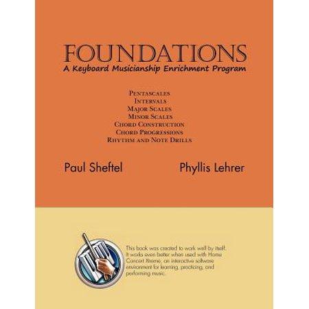 Foundations : A Keyboard Musicianship Enrichment Program ...