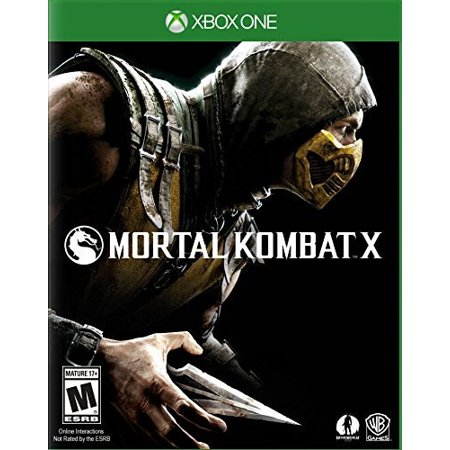 Mortal Kombat X, Warner, Xbox One, 883929426393 for $<!---->