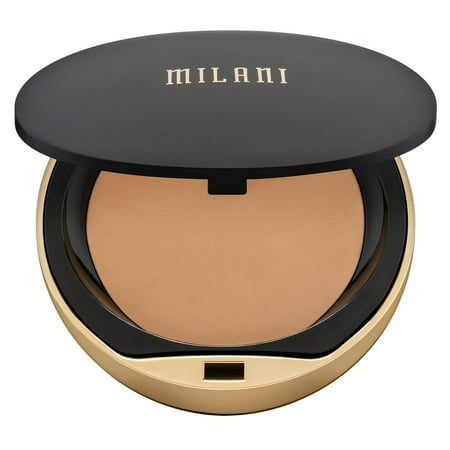 MILANI Conceal + Perfect Shine-Proof Powder, 05 Natural Beige, 0.43 oz (Milani Face Powder Light Tan)