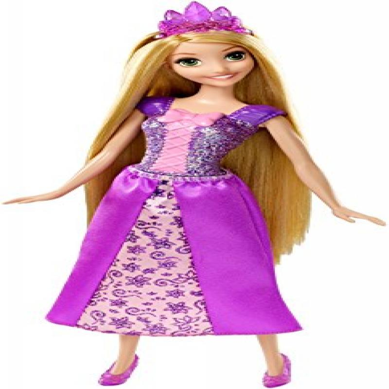 Disney Sparkling Princess Rapunzel Doll