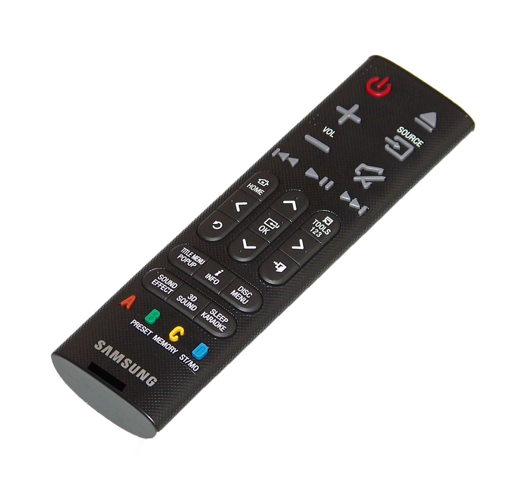 OEM Samsung Remote Control: HTH7730WM/ZA, HT-H7730WM/ZA