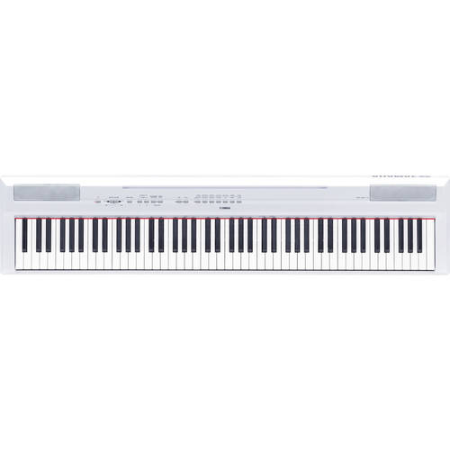 Click here to buy Yamaha P115 88 Key Digital Stage Piano by Yamaha.