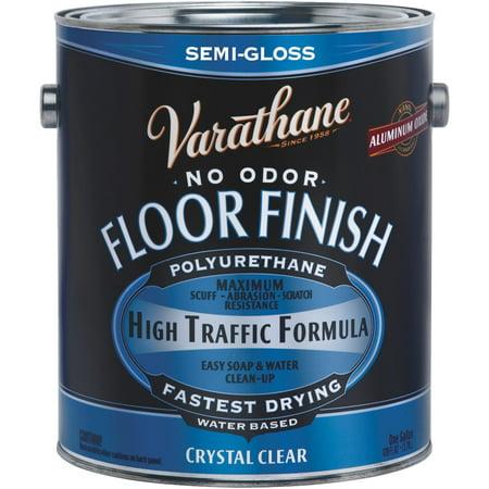 Rust-Oleum Floor Finish, Crystal Clear 230131