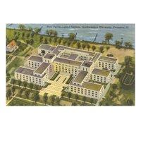 Technological Institute, Northwestern University Print Wall Art