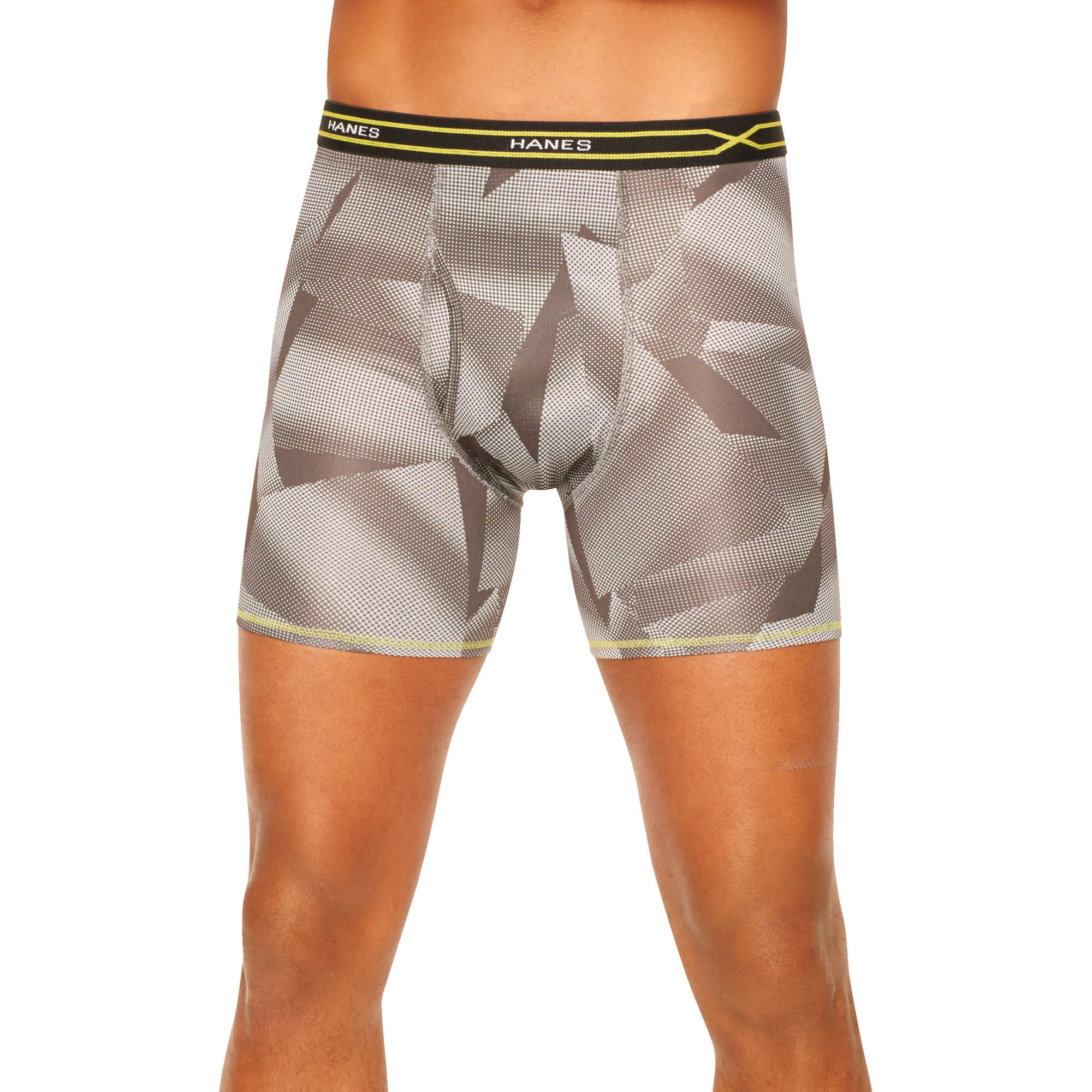 Hanes Men's X-Temp Performance Cool Boxer Brief, Colors May Vary. by Hanes Brands, Inc.