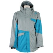 Sessions Platform Snowboard Jacket Grey Mens