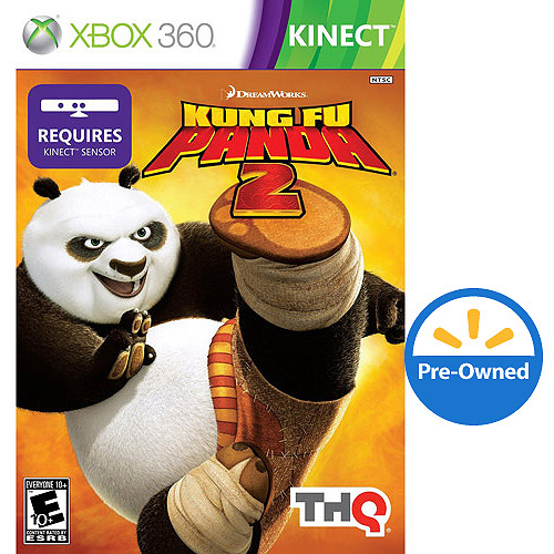 Kung Fu Pand 2  Kinect (Xbox 360) - Pre-Owned