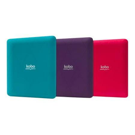 Kobo SnapBack Cover - Protective cover for eBook reader - red - for eReader  Mini - Walmart.com b1e606d79863