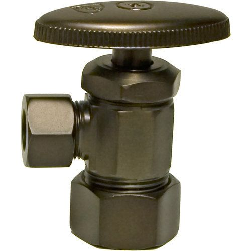 Monogram Brass MB-SVLV-300 Decorative Standard Water Supply Angle Stop