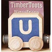 TimberToot, Letter U