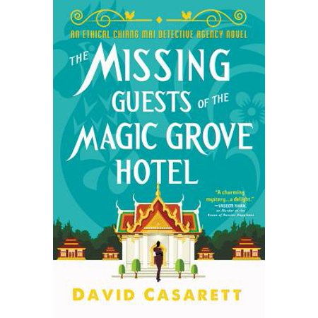 The Missing Guests of the Magic Grove Hotel - City Of Elk Grove Jobs