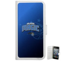 Orlando Magic Watermark iPhone 5 Wallet - White