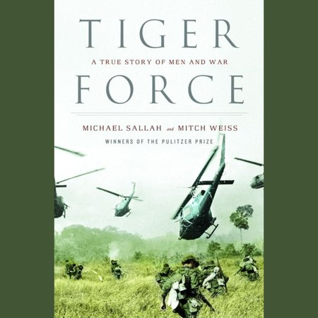 Tiger Force - Audiobook ()