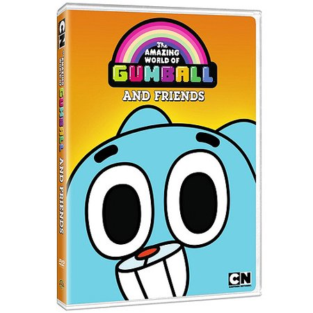 The Cartoon Network  Gumball And Friends  Widescreen
