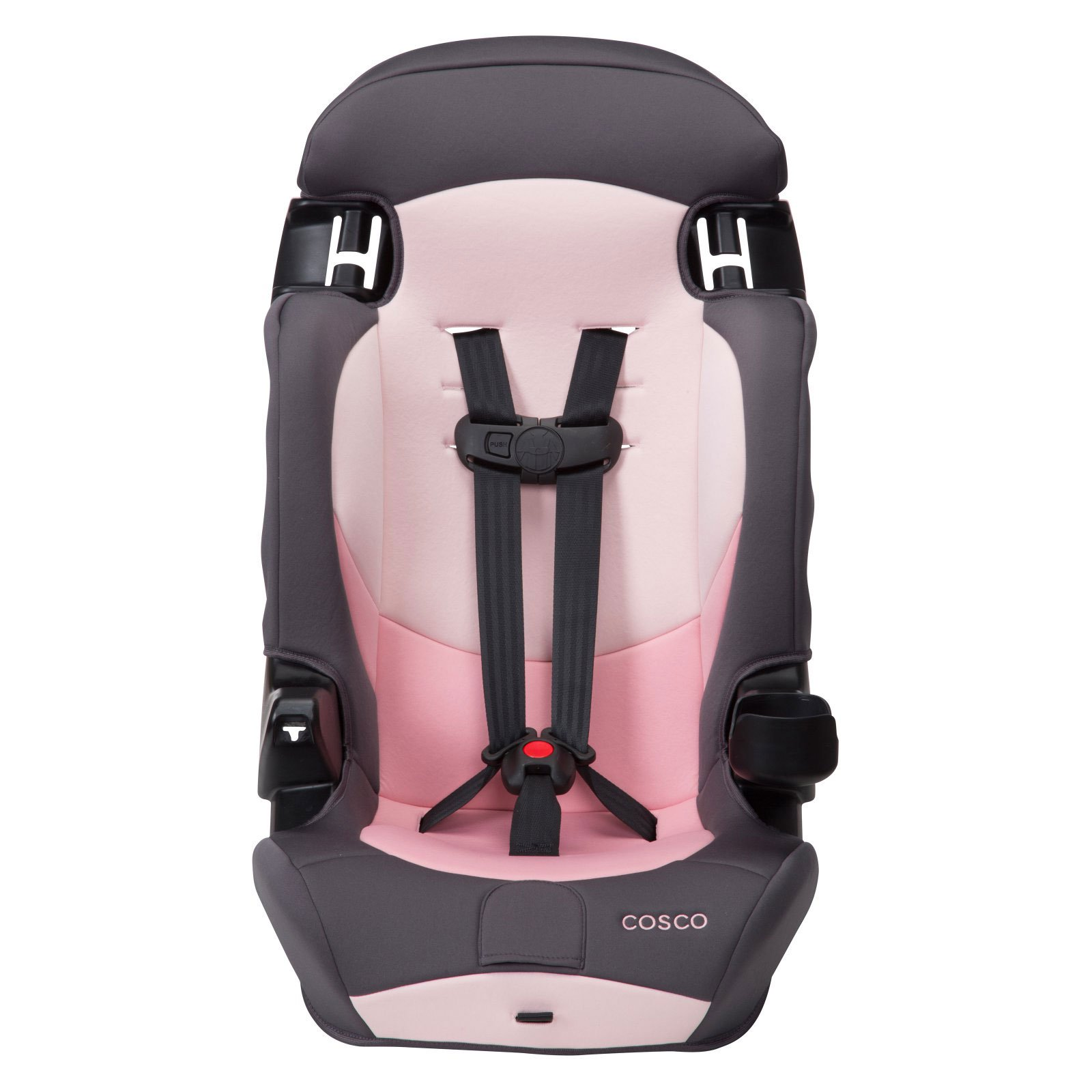 Costco Finale DX 2 in 1 Convertible Baby Toddler Booster Car Seat, Sweetberry