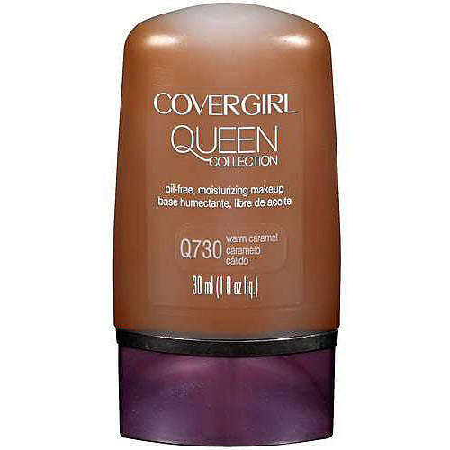 Covergirl Queen Collection Oil Free Moisturizing Makeup