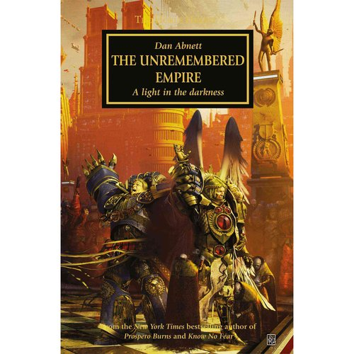 Unremembered Empire: A Light in the Darkness