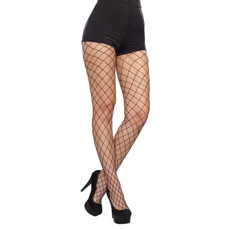 Dreamgirl Pantyhose Fence Net Women's Costume Accessory](Next Costumes)