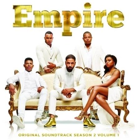 Empire Cast - Empire: Original Soundtrack Season 2 Volume 1 (CD) - Soundtrack De Halloween 2 1981