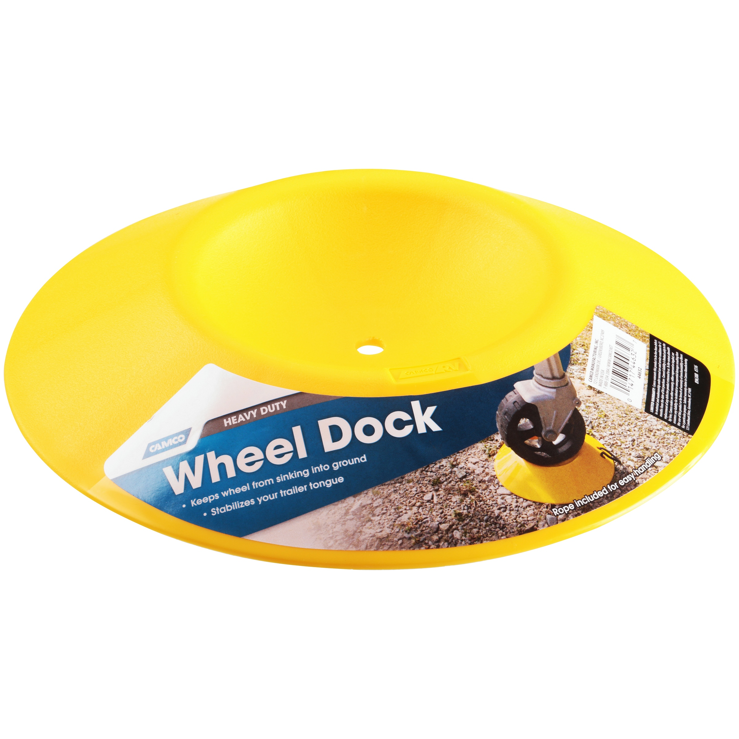 Camco Heavy Duty Wheel Dock